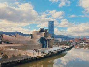 Cukup 1 Hari Jelajahi Bilbao,Spanyol