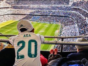 Pengalaman Menonton Pertandingan El-Classico di Santiago Berneabu,Madrid.